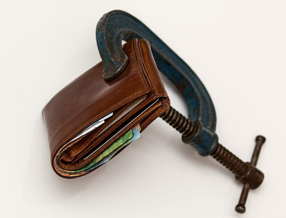 En bättre privatekonomi med drastiska förändringar